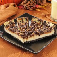 Copycat Cheesecake Factory Caramel Pecan Turtle Cheesecake