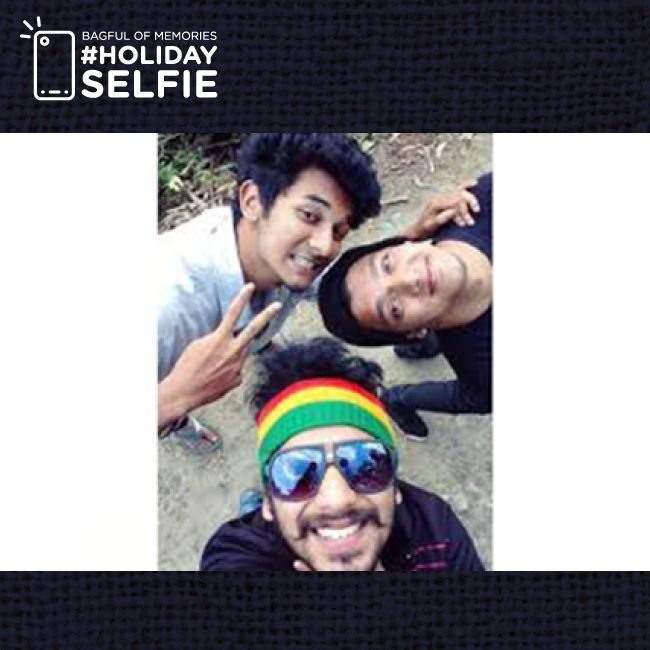 """""""But first, let me take a selfie."""" Because we know, nothing beats your unparallel joy when you take one. The winners for Sterling Holidays #holidayselfie are here. Today's winner: Naidu Kajal #bagfulofmemories We hope you enjoyed holidaying with us and taking these memorable selfies; with that note Sterling Holidays wishes you the greetings of this happiest summertime. To view all the winners of the #holidayselfie contest, visit http://www.bagfulofmemories.com/winners/"""