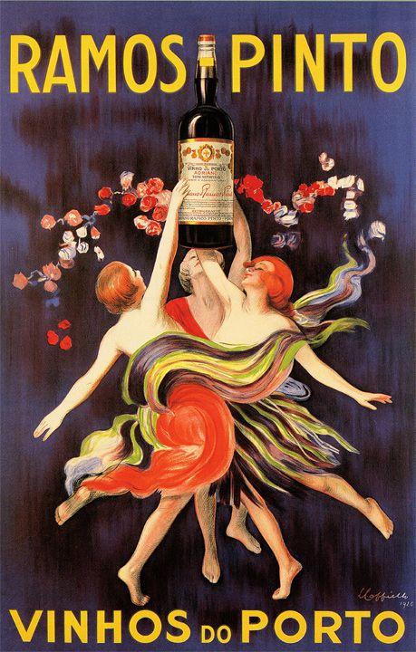 Ramos Pinto Vinho do Porto Classic Artwork