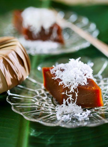 Easy Malay Recipe: Kuih Kosui