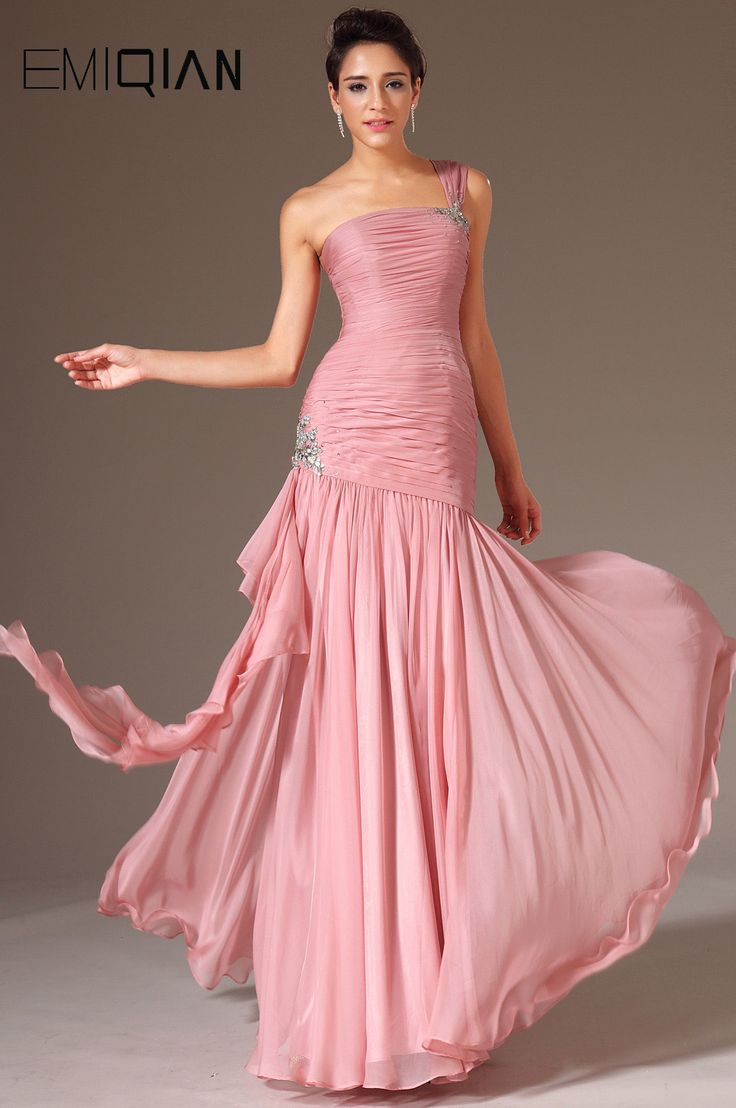 174 mejores imágenes de Evening Dresses en Pinterest | Vestir de ...