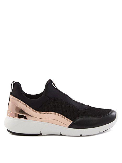 MICHAEL KORS Ace Damen Sneaker EU 40 / US 9 schwarz