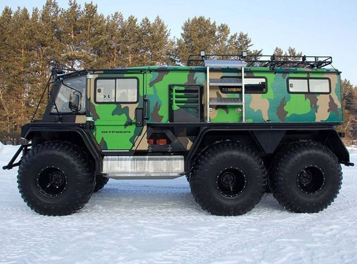 23 Extreme Off Road Camper Vans That Can Handle Anything Mpora In 2020 Unimog Off Road Camper Trucks
