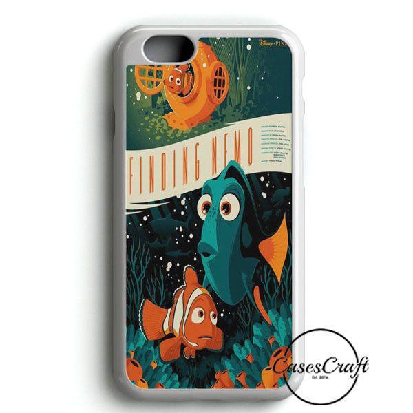 Finding Nemo Address iPhone 6/6S Case | casescraft