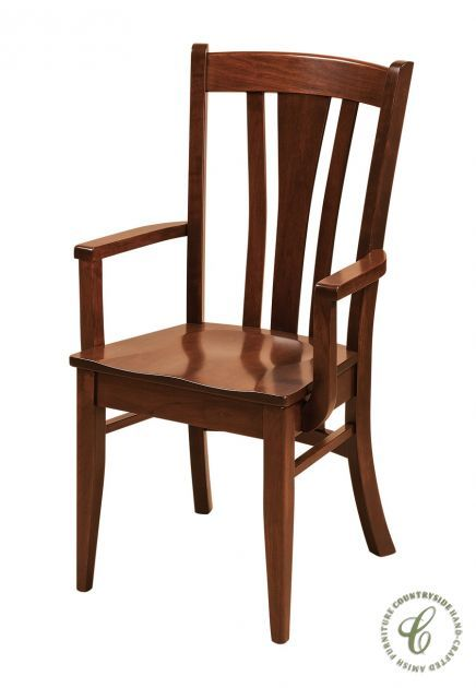 153 best Amish Dining Chairs images on Pinterest | Amish furniture ...