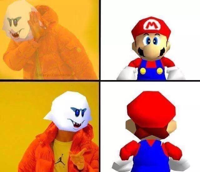 21 Nintendo Memes For The True Heads 2020