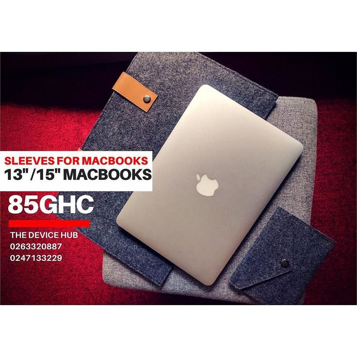 "13""/15"" MACBOOK SLEEVES AVAILABLE  PRICE:85GHC  TO ORDER  CALL: 0263320887/0230357751 WHATSAPP: 0263320887 always demand an e-receipt after purchase  WE DELIVER NATIONWIDE #Kumasi #Accra #Ho #Sunyani #CapeCoast #Takoradi #Tamale #koforidua #Wa #Bolgatanga #Tarkwa"
