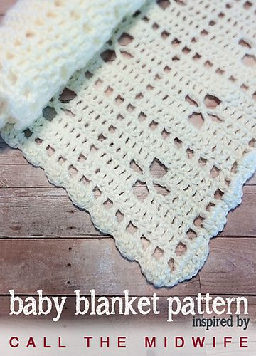 Knitting Pattern For Call The Midwife Blanket : 17 Best images about Chrochet on Pinterest Free pattern, Shawl and Repeat c...