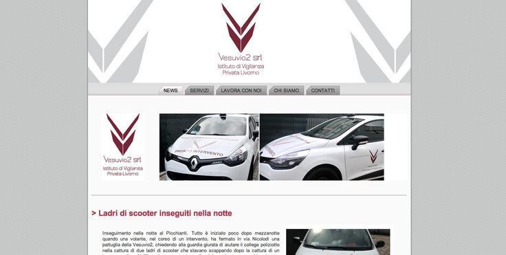 Sito Web Vesuvio2 Livorno
