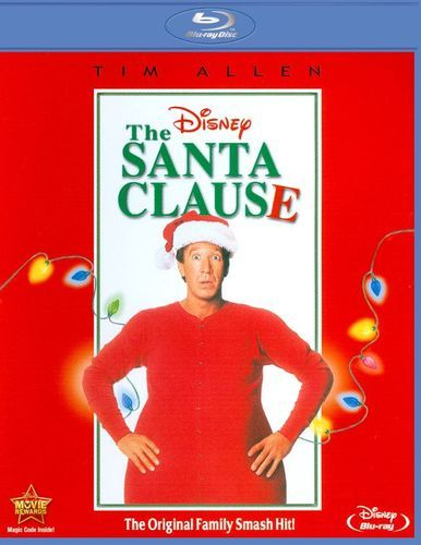 The Santa Clause [Blu-ray] [1994]