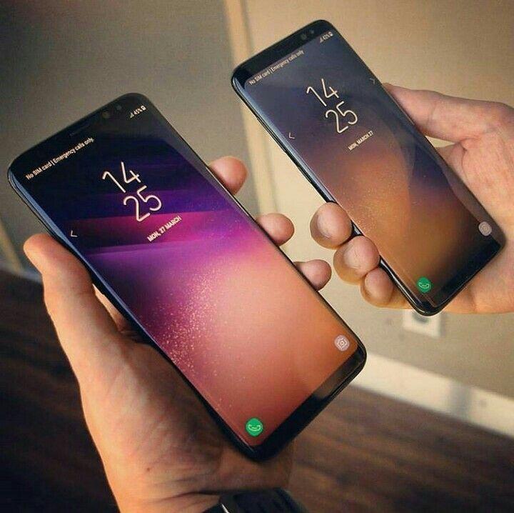 The Samsung Galaxy phone.
