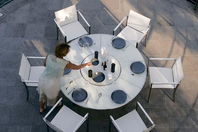 Royal Botania - round table