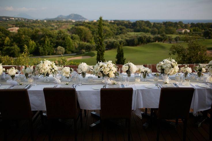 Elegant Costa Navarino Wedding | Costa Navarino