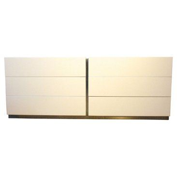 Check out this item at One Kings Lane! Milo Baughman Dresser