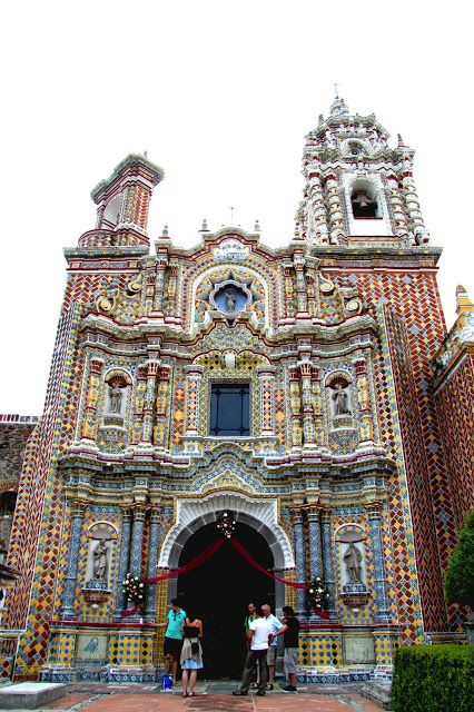 Puebla, México !!! Such a beauty !!!