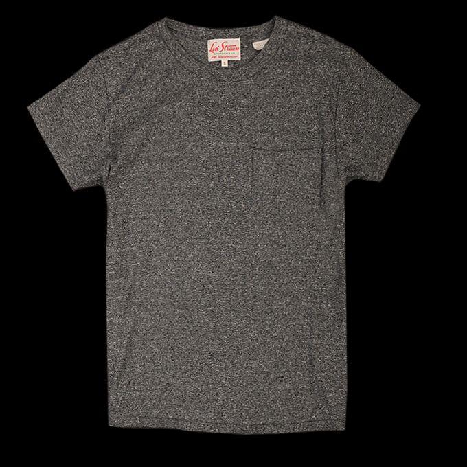 UNIONMADE - Levi's Vintage Clothing - 1950s Sportswear Tee in Dark Grey Mele