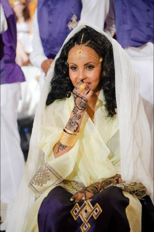 Ethiopian Bride
