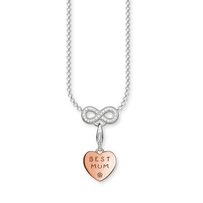 "#THOMASSABO #Charm #pendant ""#BEST #MUM"". Because she is simply the best! The #perfect Charm for all #mummies."