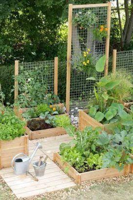 Jardin : 25 DIY faciles à faire pour le potager