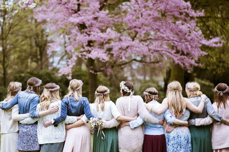 Brautdusche Foto: Luisa Sole Sweet Table: Koch & Kekse mit Liebe überzogen Blumen: Lily deluxe Blumen Styling: Dominika Bronner