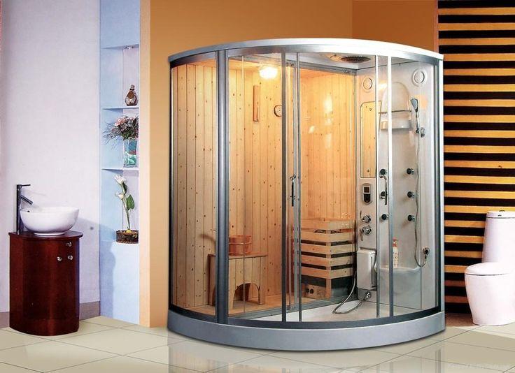 7 best spa concepts and basement ideas images on pinterest for Basement sauna kit