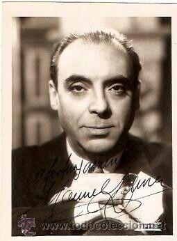 Manuel Luna Baños (Sevilla, 27 de abril de 1898 - Madrid; 9 de junio de 1958)