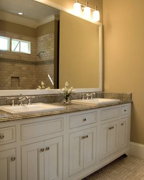 bathroom countertops ideas bathroom granite countertops bathrooms design ideas pictures remodel - Granite Bathroom Designs