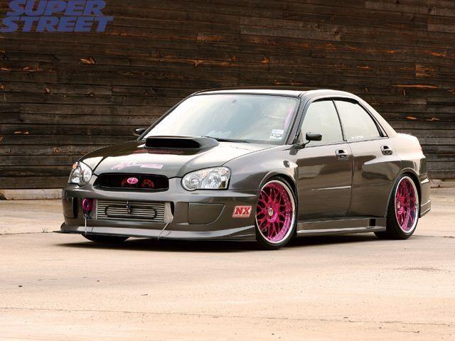 Subaru Sti 2004 - allcarhere.com
