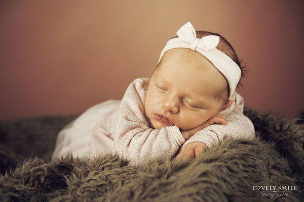 Nouveau-né - newborn - Lovely Smile Photographie