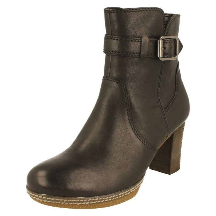 Ladies Gabor Ankle Boots - 52.874