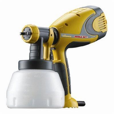 Wagner Control Spray Double Duty Handheld Paint Sprayer