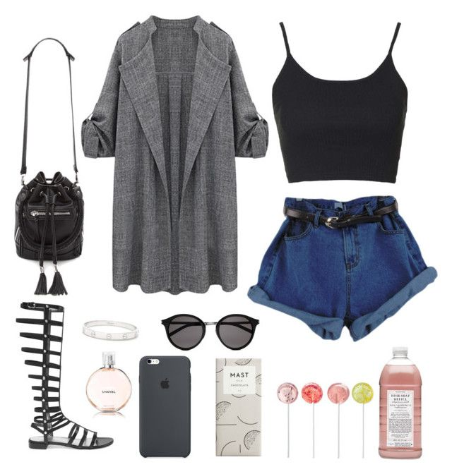 Day out with pals by mollzhav on Polyvore