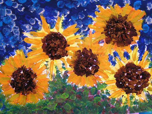 van Gogh art project by dutch-colours, via Flickr