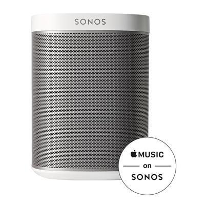 Sonos PLAY:1 Wireless Speaker for Streaming Music (White)