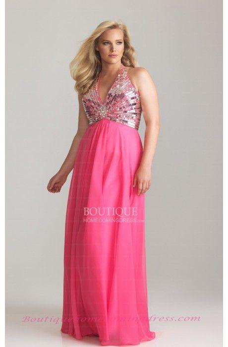 Mejores 92 imágenes de Plus Size Prom Dresses & Big Prom Gowns en ...