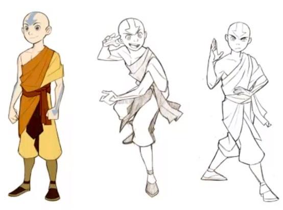 Character Design Avatar The Last Airbender : Best avatarlegend of korra images on pinterest