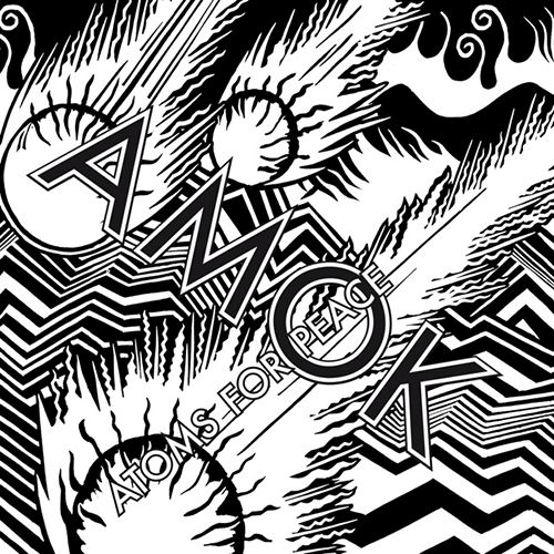 √ AMOK - Atoms For Peace - Recensione - Rockol