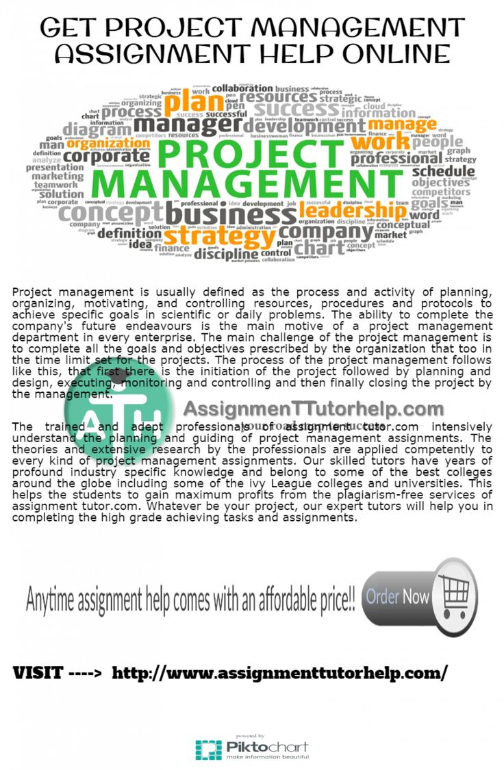 Project management is usually defined as the process and activity of planning, organizing, motivating, and controlling resources, procedures and protocols to achieve specific goals in scientific or daily problems.