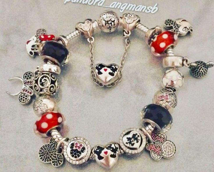 pandora jewelry disney collection
