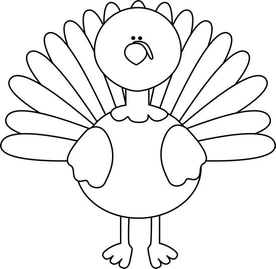 Turkey Coloring Pages Ideas For Thanksgiving Celebration Turkey