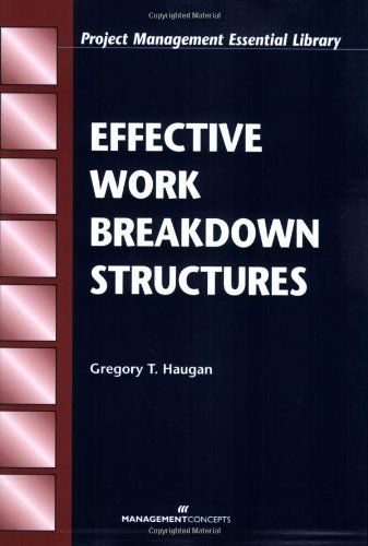 24 best Breakdown structures in project management images on - work breakdown structure sample
