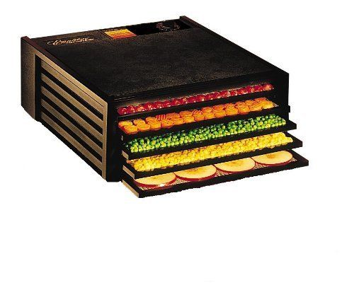 Excalibur Branded 5 Tray Food Dehydrator Is On For Sale.