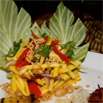 "Delicious Thai dining at ""My Thai""."