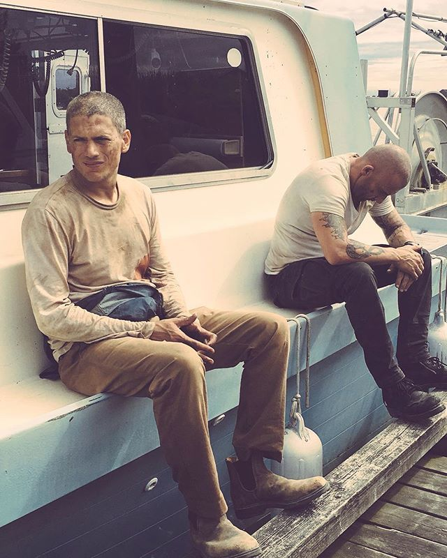 @wentworthmilleractorwriter @dominicpurcell #MichaelScofield #LincolnBurrows…