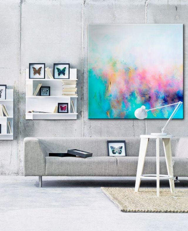 SEASONS CHANGING [32-4979238] - $379.00   United Artworks   Original art for interior design, buy original paintings online