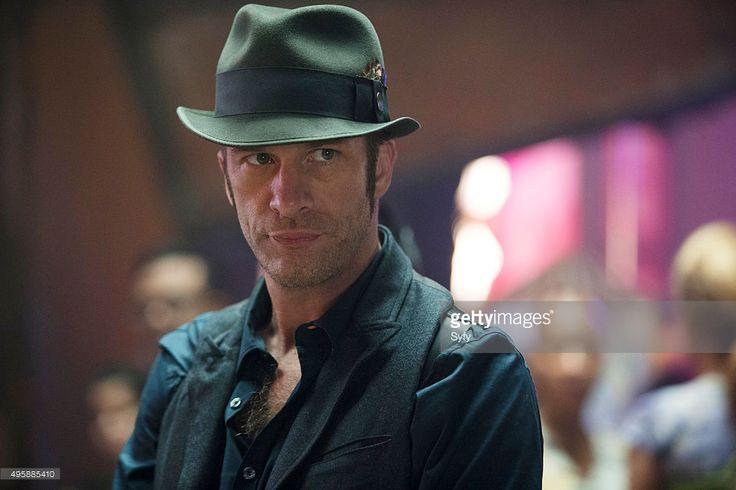 THE EXPANSE -- 'Dulcinea' Episode 101 -- Pictured: Thomas Jane as Detective Josephus Miller --