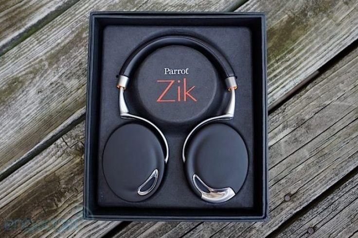 Parrot Zik Wireless Noise Cancelling Headphones image 5