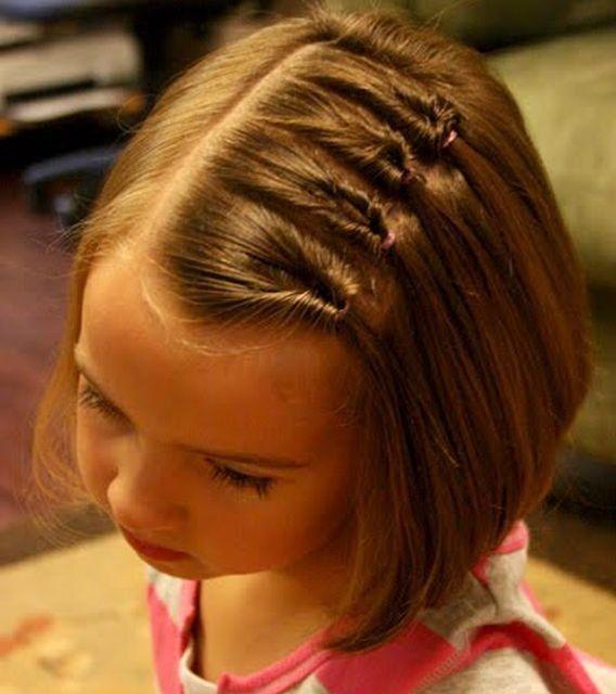 Fryzury dla dziewczynek: do szkoły, przedszkola i nie tylko