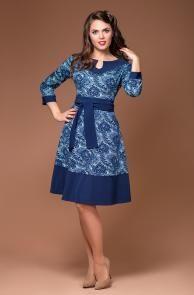Купить платья и сарафаны больших размеров для полных женщин недорого » Страница 10