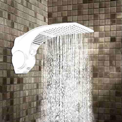 Ducha Lorenzetti Duo Shower Multi Tem. Quadrada 220v 7500w - R$ 156,00